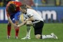 Analyse: les Espagnols maîtres du ballon