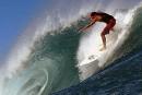 Les touristes, de mauvais surfeurs
