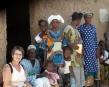 Mettre ses mains dans la terre du Mali
