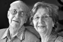 Deux couples fêtent leurs noces de diamant