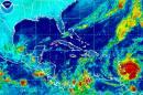 L'ouragan Tomas fait des dégâts aux Barbades