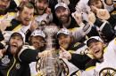 Les Bruins champions!