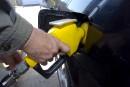 Tentative de hausse du prix de l'essence à Québec