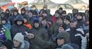 LOCK-OUT JOUR 33 (2 février) Nycole Turmel a rencontré les travailleurs... | 3 février 2012