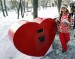 Une participante au projet intitulé «Réseau de partisans de Vladimir... | 14 février 2012