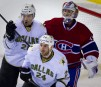 Congestion devant Carey Price... | 21 février 2012