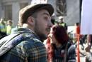 L'étudiant blessé à l'oeil dénonce «l'arrogance» d'un policier