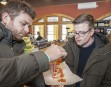 Au comptoir de Christine Ouelette et de Sébastien Meunier, William... | 16 mars 2012