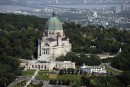 Oratoire Saint-Joseph: 80 millions de travaux d'ici 2017