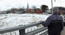 Inondation à Saint-Raymond de Portneuf | 23 mars 2012