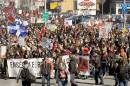 Un juge doute de la légalité de la grève étudiante