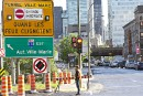 Projets routiers: des dépassements de coûts «faramineux», dénonce la CAQ
