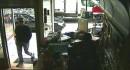 Luka Rocco Magnotta à son arrivée au café internet où... | 5 juin 2012