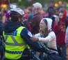 Les manifestants se sont donné rendez-vous pour le 43e soir... | 5 juin 2012