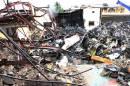 Arrêt des recherches dans l'accident d'avion au Nigeria