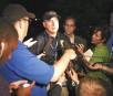 Le chef de police d'Aurora Daniel Oates.... | 20 juillet 2012