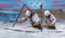 Les Britanniques Tim Baillie et Etienne Stott ont remporté l'épreuve... | 2 août 2012