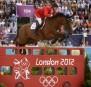 Ian Millar a terminé 9e à l'épreuve de saut d'obstacles... | 8 août 2012