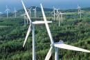 Le projet éolien de 800 millions $ dans Charlevoix pourrait être retardé