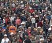 Comme chaque année, c'était la foule à Saint-Tite pendant le... | 20 septembre 2012