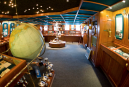 L'intérieur du voilier russe Kruzenshtern... | 7 octobre 2012