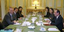 Le patron de Google a discuté avec François Hollande