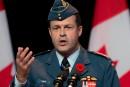 Le rôle du Canada en Irak a évolué, reconnaît le chef d'État major de la Défense