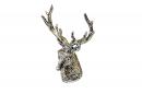 Tête de chevreuil décorative, 89$ chez Ozé, 3759, rue du... | 2 décembre 2012