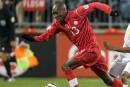 Atiba Hutchinson nommé le joueur de soccer de l'année au Canada