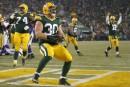 Les Packers se débarrassent des Vikings