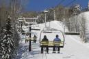 Dur hiver pour les stations de ski