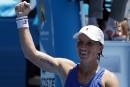 Kuznetsova de retour dans le Top 20, Bouchard 6e