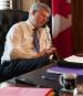 M. Harper a parlé au député de Nova-Ouest, Greg Kerr,... | 29 janvier 2013