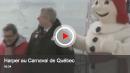 Le protocole d'Harper ralentit les troupes du Carnaval