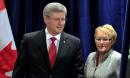 Réforme de l'assurance-emploi: Stephen Harper n'a pas rassuré Pauline Marois