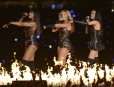 Beyoncé a électrisé la scène du Super Bowl d'une énergie... | 4 février 2013