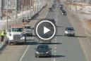 Le corridor de sécurité peu respecté par les automobilistes