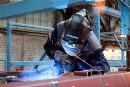 Bombardier:mise à pied temporaire de 430 travailleurs à La Pocatière