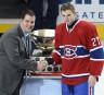 Alex Galchenyuk a remporté la Coupe Molson du mois de... | 6 février 2013