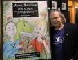 Lancement du livre Victor, Sandrie et le Dragon.... | 8 février 2013