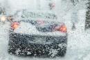 Jusqu'à 30 cm de neige dans la région?