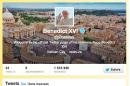 Départ du pape: un raz-de-marée sur Twitter, mais pas un record