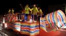 Le deuxième défilé de nuit du Carnaval, celui de la... | 17 février 2013