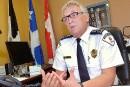 Enquête sur un policier cadre de Lévis: le syndicat craint un traitement de faveur