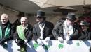 Le 190e défilé de la St-Patrick de l'histoire de Montréal.... | 17 mars 2013