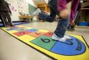 Première rentrée en maternelle pour les enfants de 4 ans