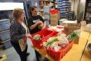 Le recours aux banques alimentaires encore en hausse au pays