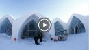 L'Hôtel de glace ferme après une saison record