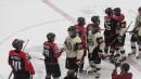 Québec 1/Rouyn-Noranda 6: bouffés par les Huskies