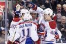 Rare moment de célébration pour le Canadien.... | 13 avril 2013